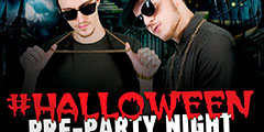 Halloween Preparty Night