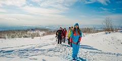 Поход на гору Московскую