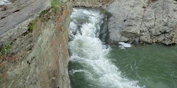 Быковские пороги. Водопады Сахалина