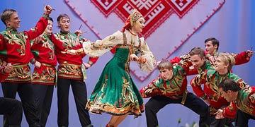 """Театр танца """"Гжель"""""""