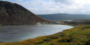 Остров Кунашир -  Горячие объятия спящей красавицы