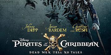 Пираты Карибского моря: Мертвецы не рассказывают сказки (англоязычная версия с субтитрами)