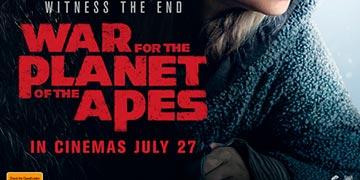 Планета обезьян: Война (англоязычная версия)
