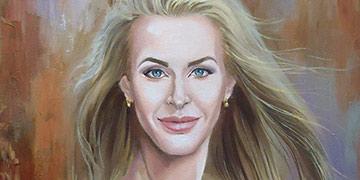 Мастер-класс по портретной живописи