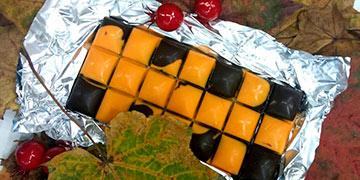 """""""Осенний шоколад"""" своими руками"""