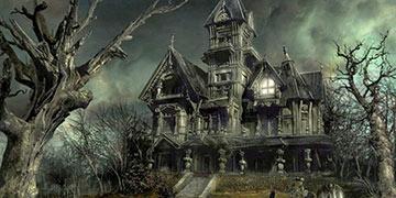 "Квест ""Дом с призраками"""