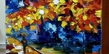 Мастер-классы и занятия по живописи