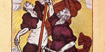 7 ноября — первый солнечный день в жизни пролетариата
