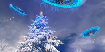 Новогодние праздники в ДК Железнодорожников