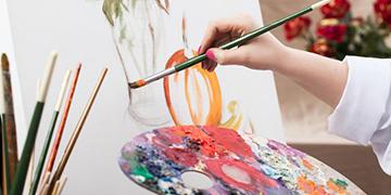 Уроки, мастер-классы по изобразительному искусству для взрослых и детей