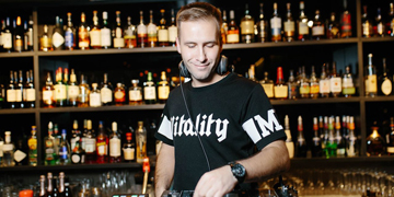 DJ и МС Sanya Swed