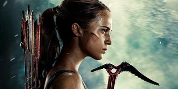 Tomb Raider: Лара Крофт (Англоязычная версия)