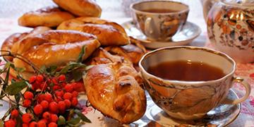 Чайная традиция исовременность