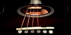 Гитара. Живой звук