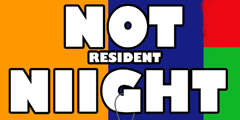 Not Resident Night / Dj Vilensky