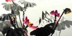 """Великое - в малом: живопись """"цветов и птиц"""""""