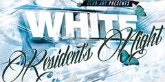 White Resident's Night