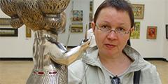 Выставка живописи Натальи Кирюхиной