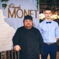 Клод Монэ, Claude Monet Night, 22.02.2019