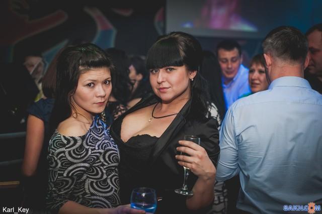 фотоотчеты клуб счастье южно сахалинск него есть мозг