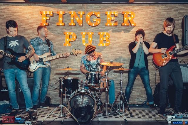 Fingerbar, Banana Jam, 11.03.2017