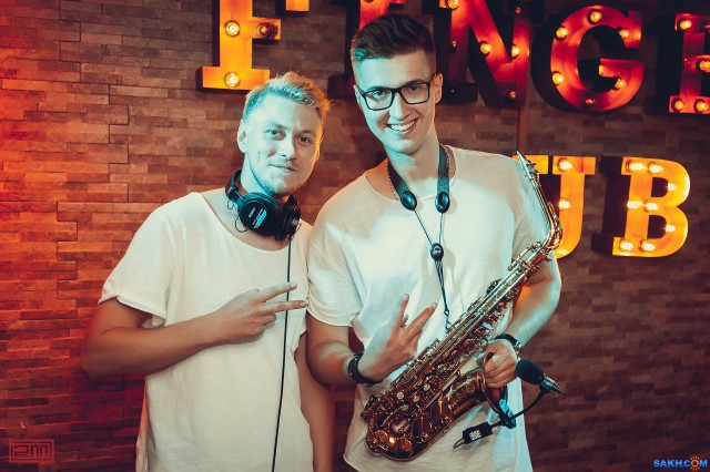Fingerbar, Dj & Sax Project, 16.09.2017