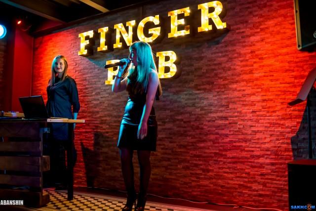 Fingerbar, Vasilisa и Dj Jeneva, 03.11.2017