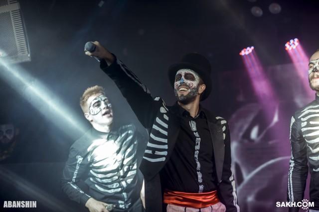 Senso, Dia De Los Muertos, 27.10.2018