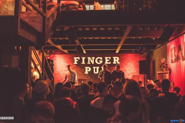 Fingerbar, Шляпа Панч, 04.11.2017