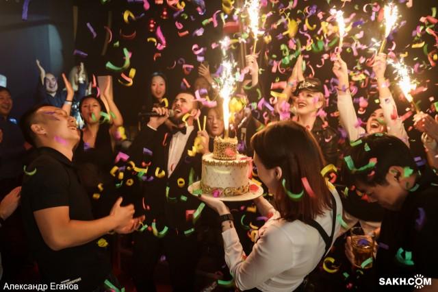 Senso, 2 Years Birthday Celebration, 23.11.2019